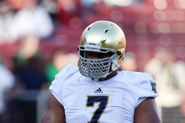 Notre Dame DE Tuitt opts to enter NFL draft
