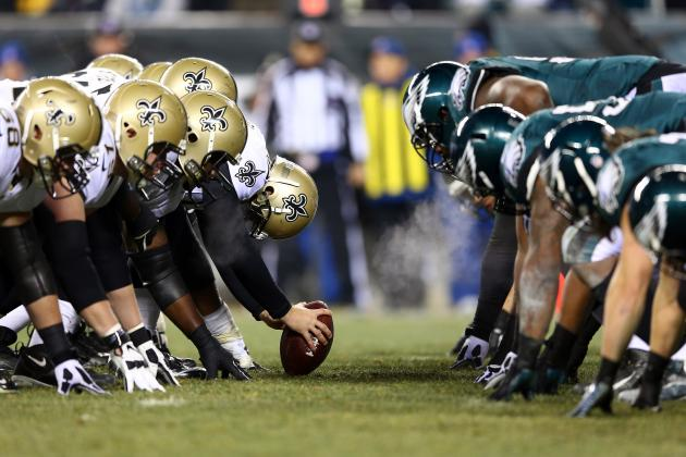 5 Plays That Cost the Philadelphia Eagles a Playoff Victory Against New Orleans