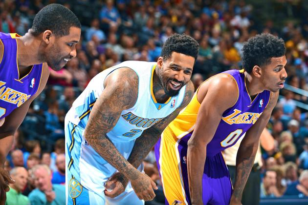 Denver Nuggets vs. Los Angeles Lakers: Live Score, Highlights and Analysis