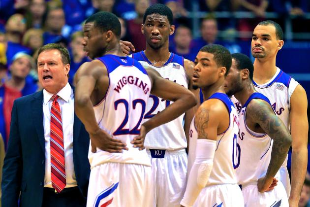 Kansas Basketball: Young Jayhawks Still Going Through a Steep Learning Curve