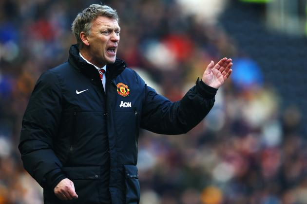 David Moyes Reportedly Will Be Sacked as Manager of Manchester United