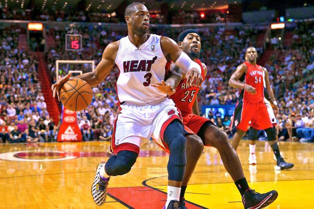 Dwyane Wade Takes Big Step Forward, Has Miami Heat Wondering How Far He Can Go