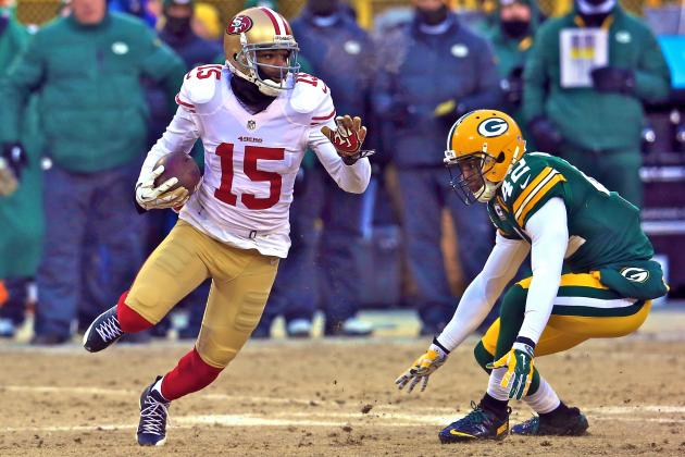 Michael Crabtree Becoming the Weapon the 49ers Needed for a Playoff Run