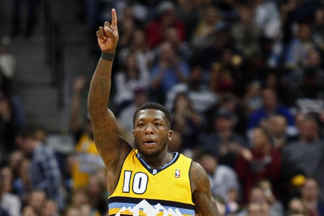 Nate Robinson Dunks, Hangs on Rim, Gets Technical, Keeps Hanging on Rim