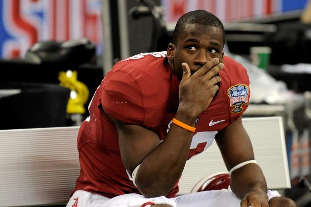 Alabama Football: Reasons to Be Optimistic About Tide After Disappointing 2013