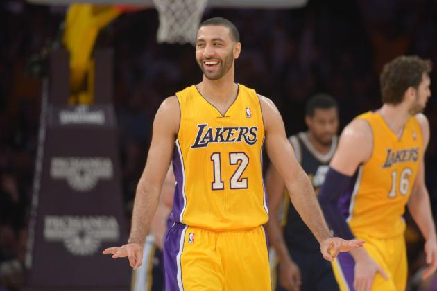 LA Lakers Wasting Kendall Marshall's Breakthrough with Terrible Defense