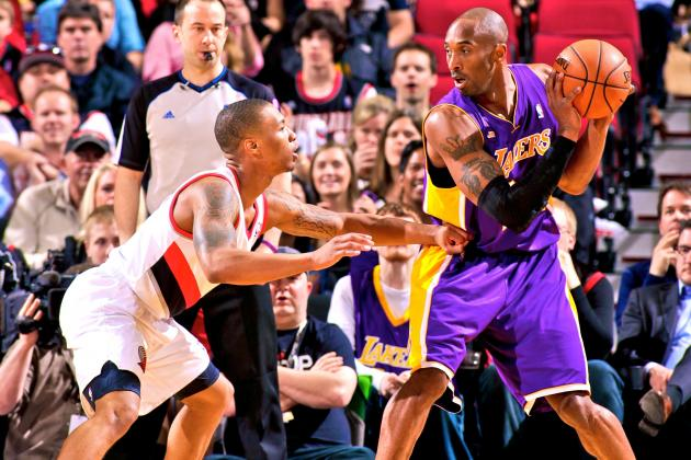 Kobe Bryant: Fans Should Vote for Damian Lillard, Not Me, as All-Star Starter
