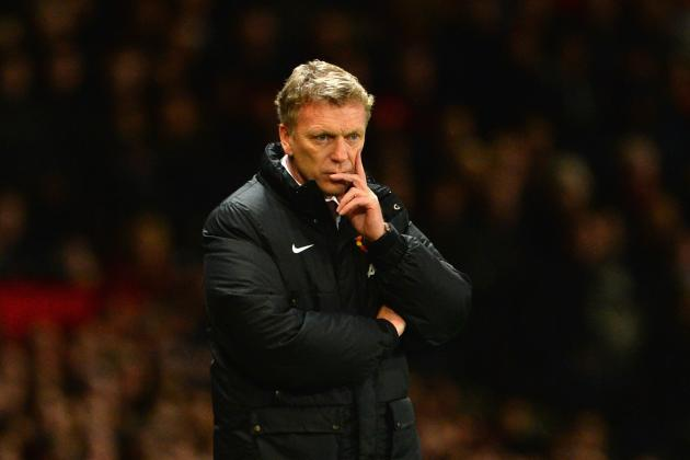 Manchester United Transfer News: David Moyes Admits He's Desperate for New Stars