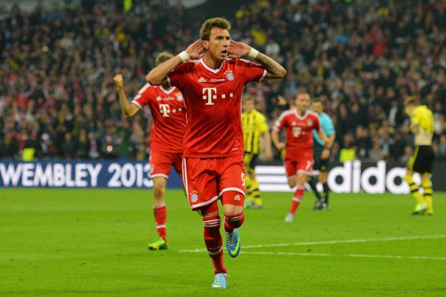 Arsenal Transfer News: Mario Mandzukic Targeted After Robert Lewandowski Failure