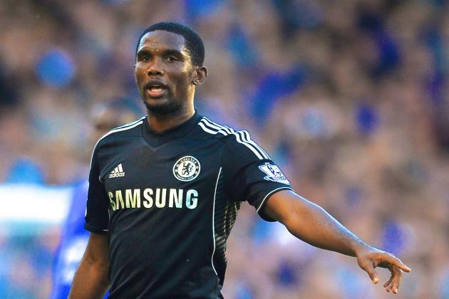 Toiling Samuel Eto'o Highlights Chelsea's Desperate Need for a New Striker