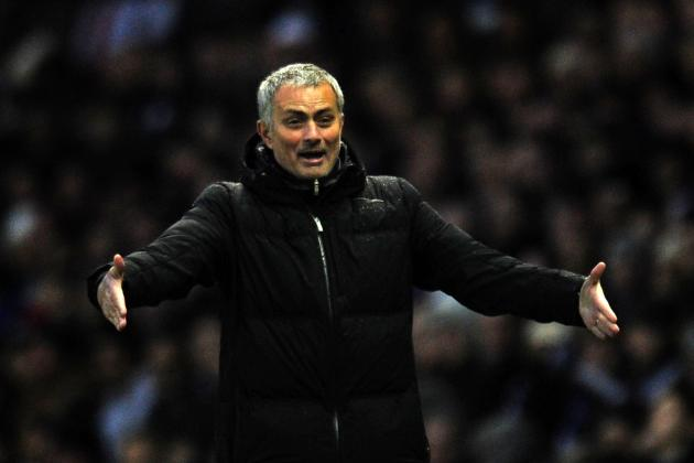 Jose Mourinho Claims Chelsea Have No Divers Despite Ramires and Oscar Tumbles