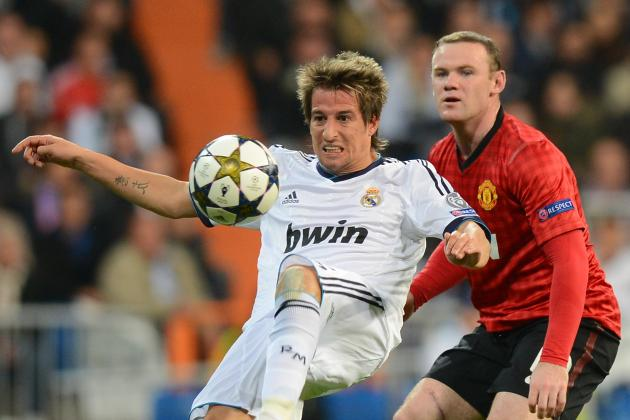 Manchester United Transfer Rumours: Fabio Coentrao Would Solve Major Problem