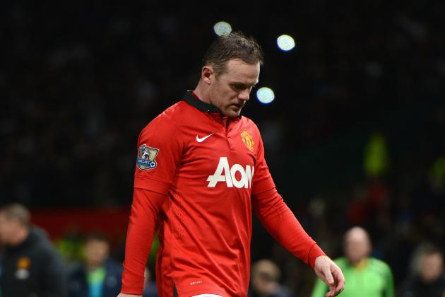 Chelsea Transfer Rumours: Wayne Rooney Could End Manchester United's Top 4 Hopes