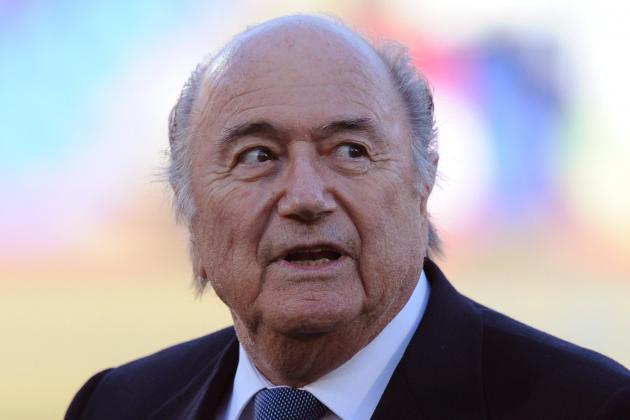 Sepp Blatter Slams Brazil and Sparks Fears Ahead of World Cup