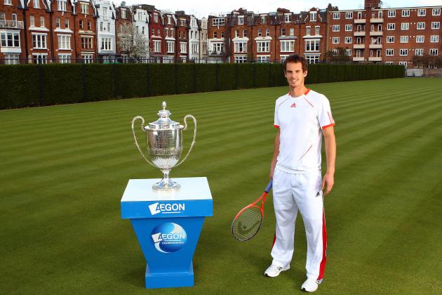 Andy Murray Confirms Queen's Title Defence Ahead of Wimbledon