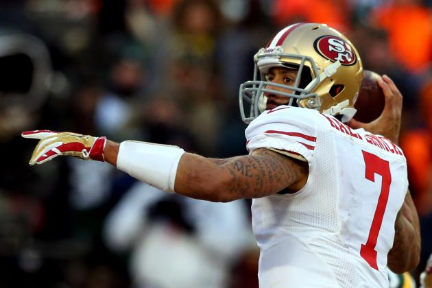 Why Colin Kaepernick Is San Francisco 49ers' MVP in Wild Card Win over Packers