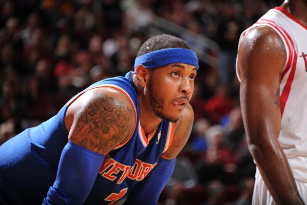 Plan B for If Carmelo Anthony Leaves the NY Knicks