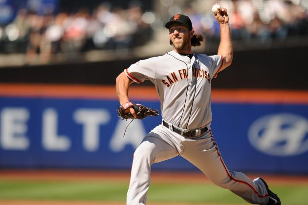 Projecting the San Francisco Giants' 5-Man Starting Rotation for 2014