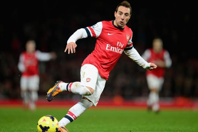 Santi Cazorla's Return Has Lifted Arsenal