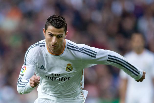 Cristiano Ronaldo Must Lead by Example as Real Madrid Resume Title Challenge