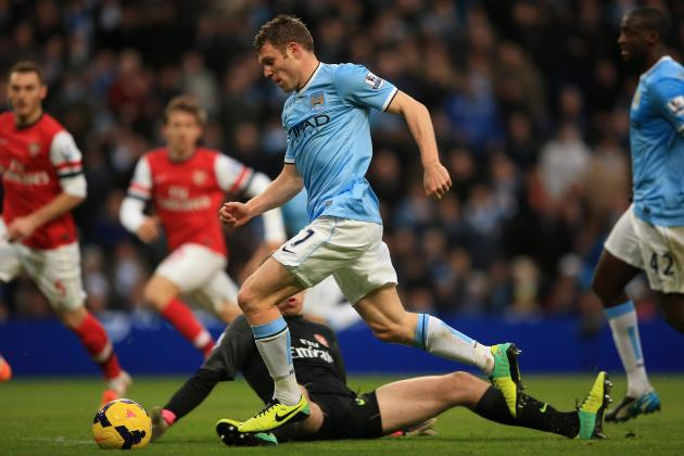 Charting the Career Progress of Manchester City's Unsung Hero James Milner