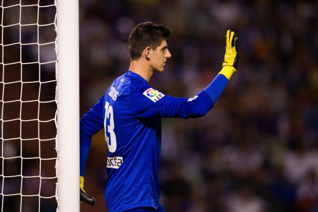 Chelsea Transfer News: Thibaut Courtois Not Interested in Barcelona Move