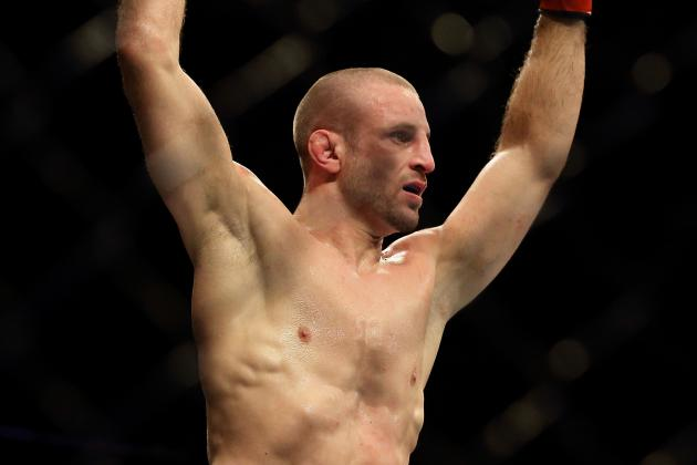 UFC: Is Tarec Saffiedine a Contender at Welterweight?