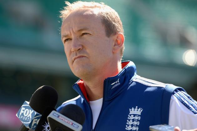 Andy Flower Vows to Stay After Ashes Whitewash as England Call Up Chris Woakes
