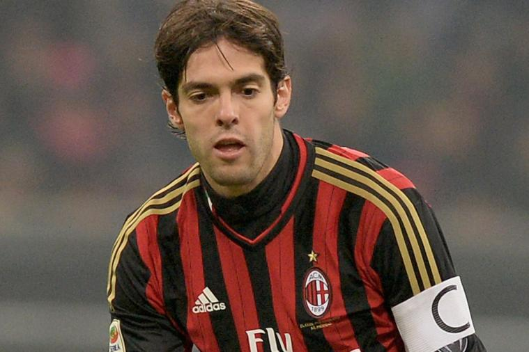 Kaka Scores 100th AC Milan Goal as Rossoneri Lead Atalanta