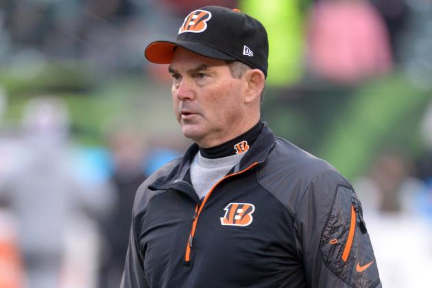 Bengals' Loss Makes Jay Gruden, Mike Zimmer, Hue Jackson Available