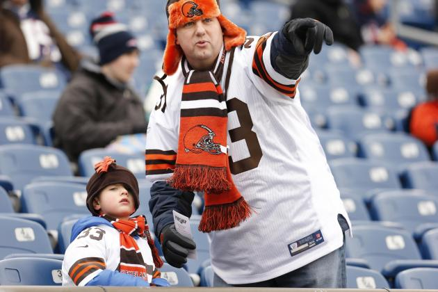 Browns Fans Tired of Being Sick and Tired