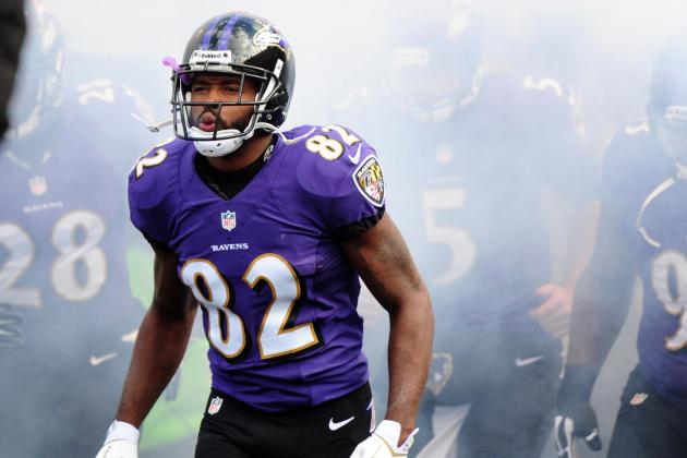 Torrey Smith Not Thinking Extension Yet