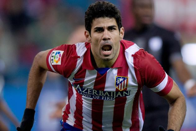 Diego Costa, Ander Herrera Reportedly Scouted by Manchester United's David Moyes