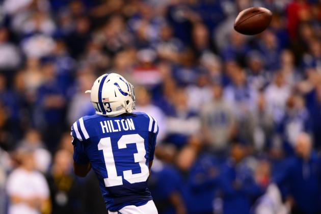 Is Andrew Luck to T.Y. Hilton Connection Enough to Save Colts in the Playoffs?