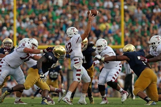 Notre Dame Football: How Tuitt's Departure Affects the Irish Defensive Line