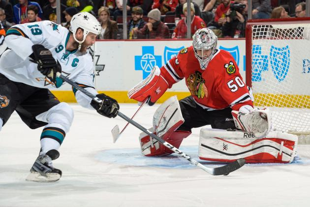 Chicago Blackhawks: Despite 2 Losses, Corey Crawford Solid in His Return