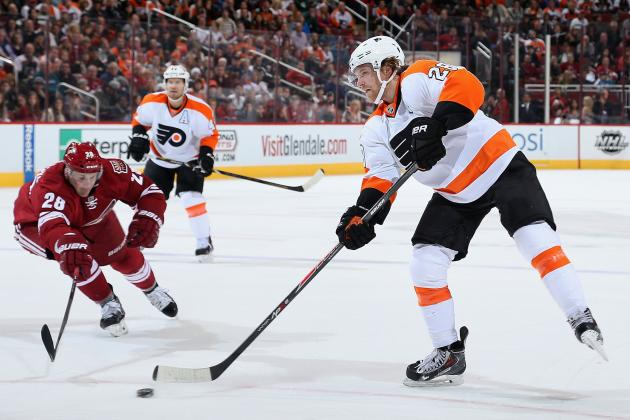 Less Giroux Actually a Good Thing for Flyers?