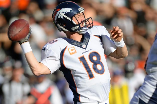 2013-14 Divisional Round Fantasy Football Quarterback Rankings