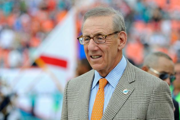 Dan Le Batard: Miami Dolphins Owner Stephen Ross Guilty of Being Human