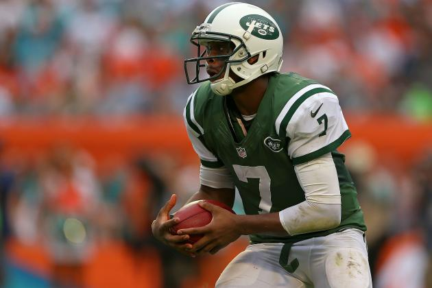 Jets Still Have Plenty to Learn About Geno Smith