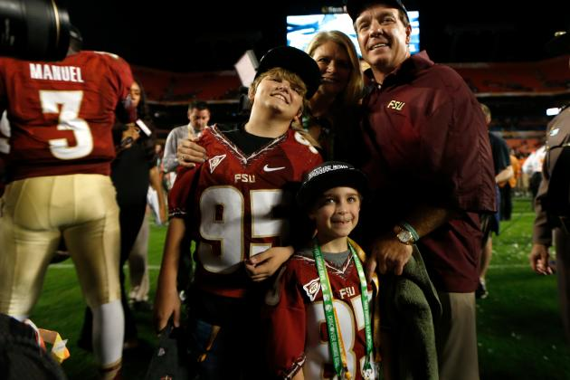 Jimbo Fisher and Wife Candi Open Up on Son Ethan's Battle with FA