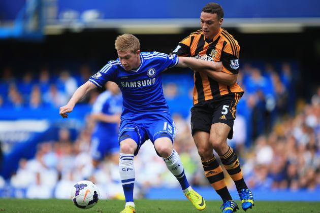 Chelsea Transfer News: What Kevin De Bruyne's Loss Would Mean for Blues