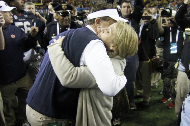 Gus Malzahn's Wife Kristi Assists Auburn Coach in Connecting with Players
