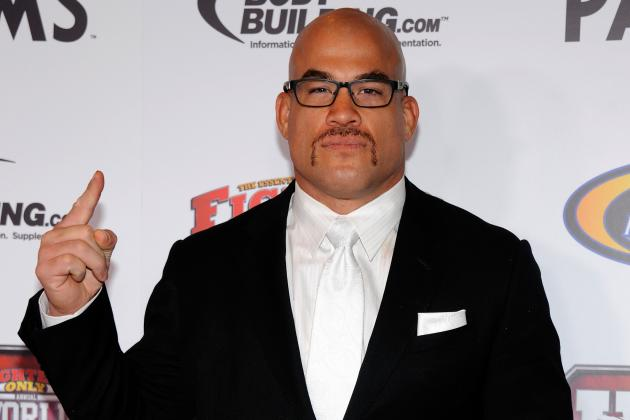 Former UFC Champ Tito Ortiz Arrested in LA on Suspicion of DUI