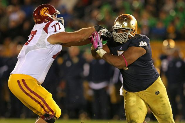 Notre Dame Football: How Stephon Tuitt's Departure Will Impact Irish Defense