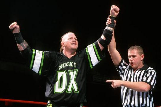 WWE Old School Raw: Road Dogg on the Fast Life and the Birth of a Catchphrase