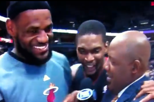 How the Miami Heat Mastered the Videobomb