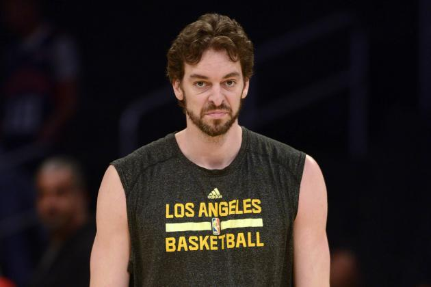 NBA Trade Rumors: Latest Buzz on Andre Miller, Pau Gasol and Andrew Bynum