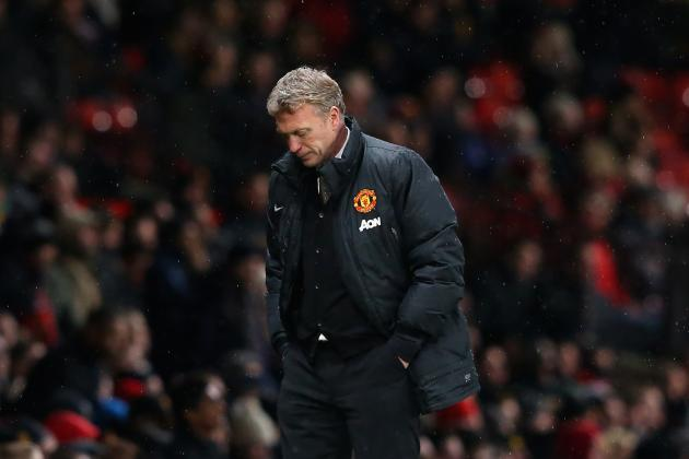 Manchester United Transfer News: David Moyes Must Make Big January Splash