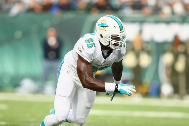 Dolphins Defensive End Dion Jordan: 'I've Got a Lot of Work to Do'